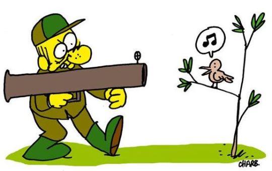charb chasse